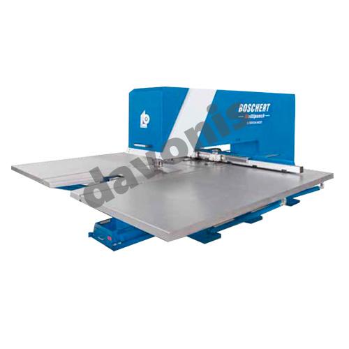 Punzonadoras CNC Linea MULTIPUNCH