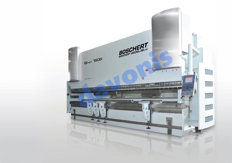 Plegadoras CNC Linea G-HD