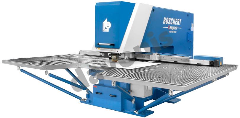 Punzonadoras CNC Linea COMPACT